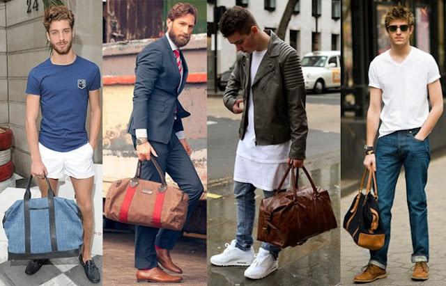 Holldal sản phẩm túi du lịch nam dành cho những anh chàng thích đi du lịch