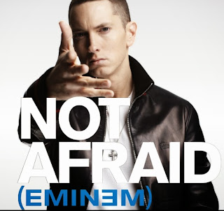 Lirik Lagu Eminem - Not Afraid Lyrics