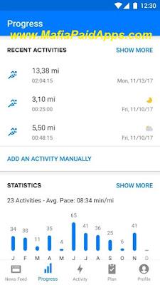 Runtastic PRO Running, Fitness Apk MafiaPaidApps