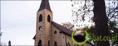 Gereja di Arizona jadi rumah bordil