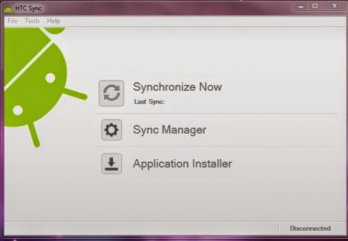 Download HTC Sync