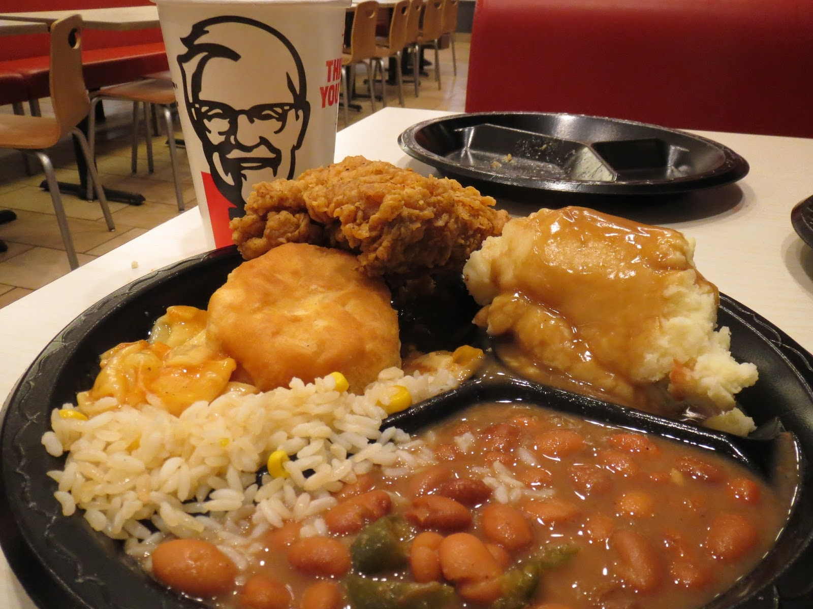 Pros and cons of kentucky fried chicken
