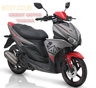 Yamaha Aerox-motor-abu
