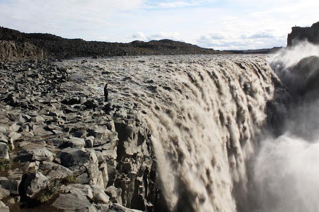 Dettifoss, la cascada más caudalosa del mundo