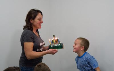impreza urodzinowa w GoJump