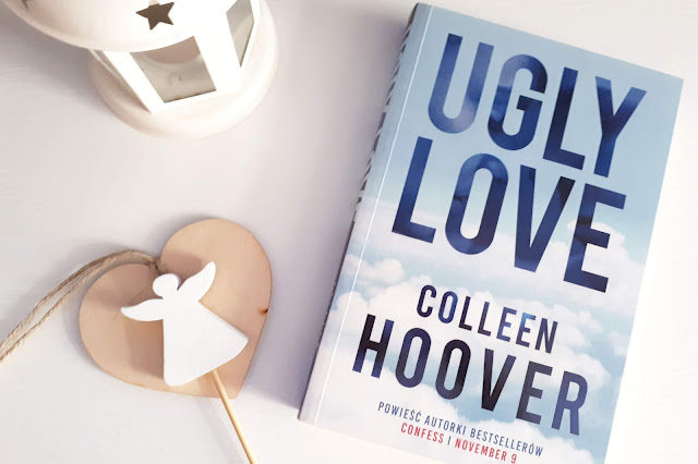 Ugly Love, Colleen Hoover, recenzja, booklover, Samanta Louis
