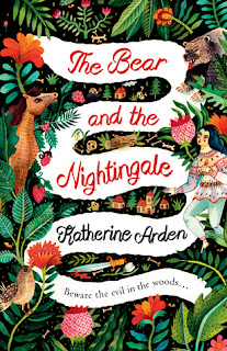 The Bear & the Nightingale by Katherine Arden - December 2016: Favourite Reads