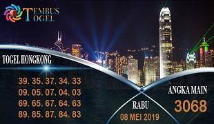 Prediksi Angka Togel Hongkong Rabu 08 Mei 2019