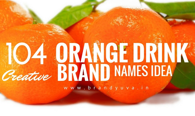 orange soft drink names idea