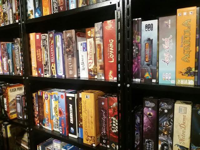 Gastronomia: Encounter Board Game Café em São Paulo é uma boa opção para amantes de jogos
