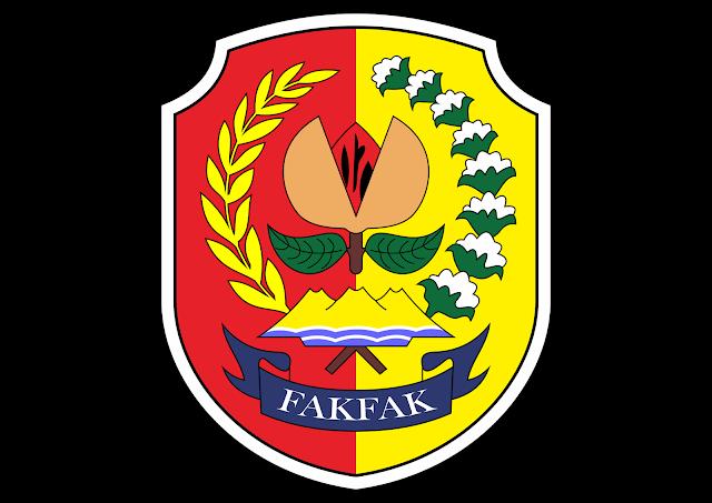 Logo Kabupaten Fakfak Vector CDR