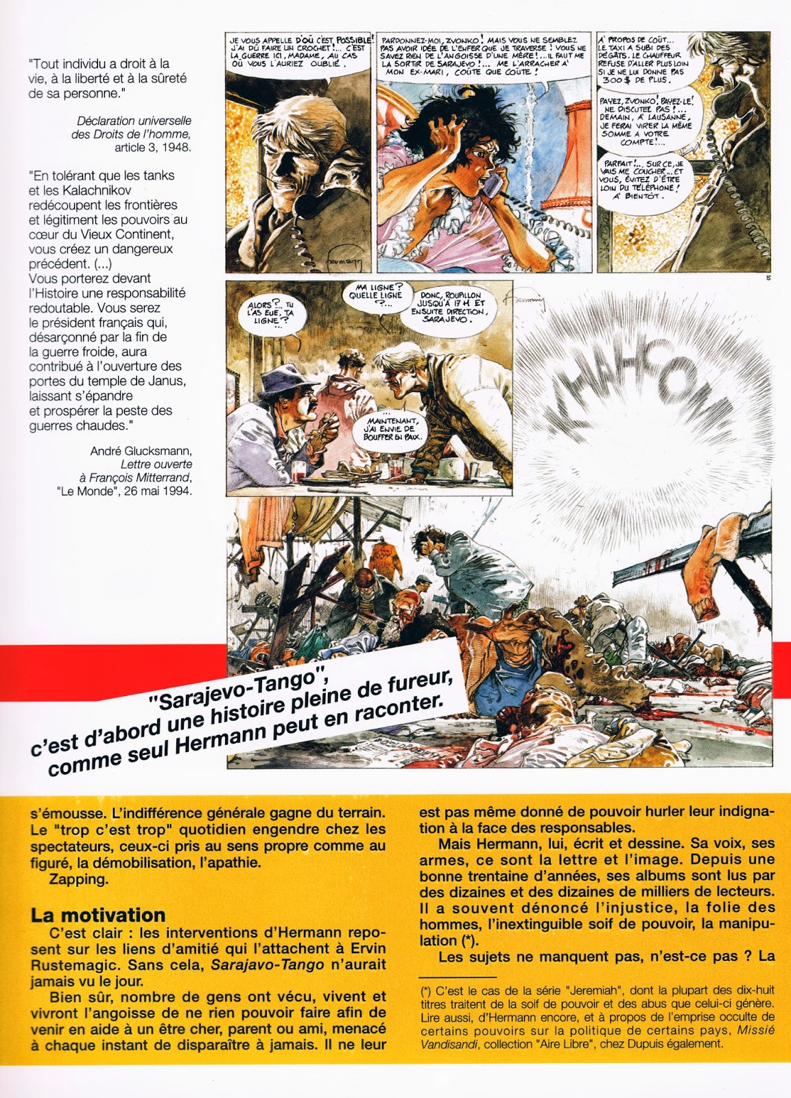 courant a lire absolument