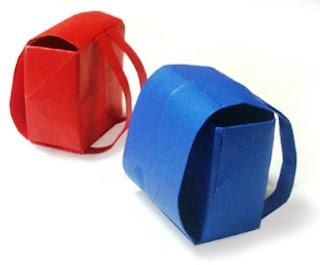 Tas 1 cara bikin tas dari kertas