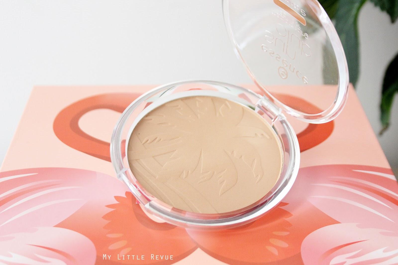 bronzer sun club matt bronzing powder peaux claires