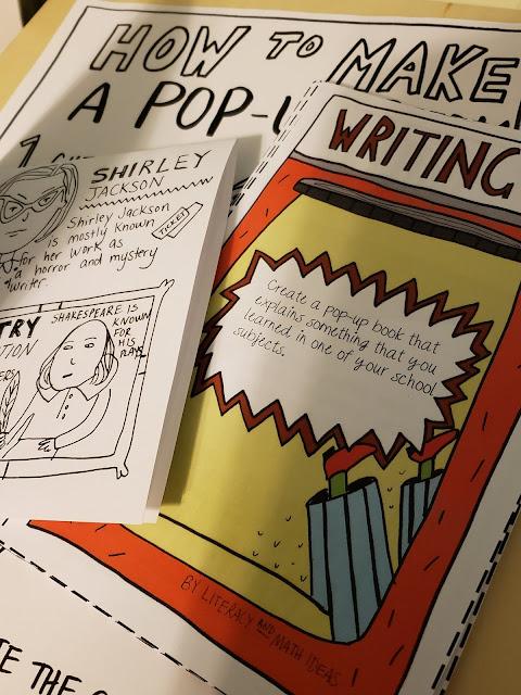 zine, literature zine, zine examples