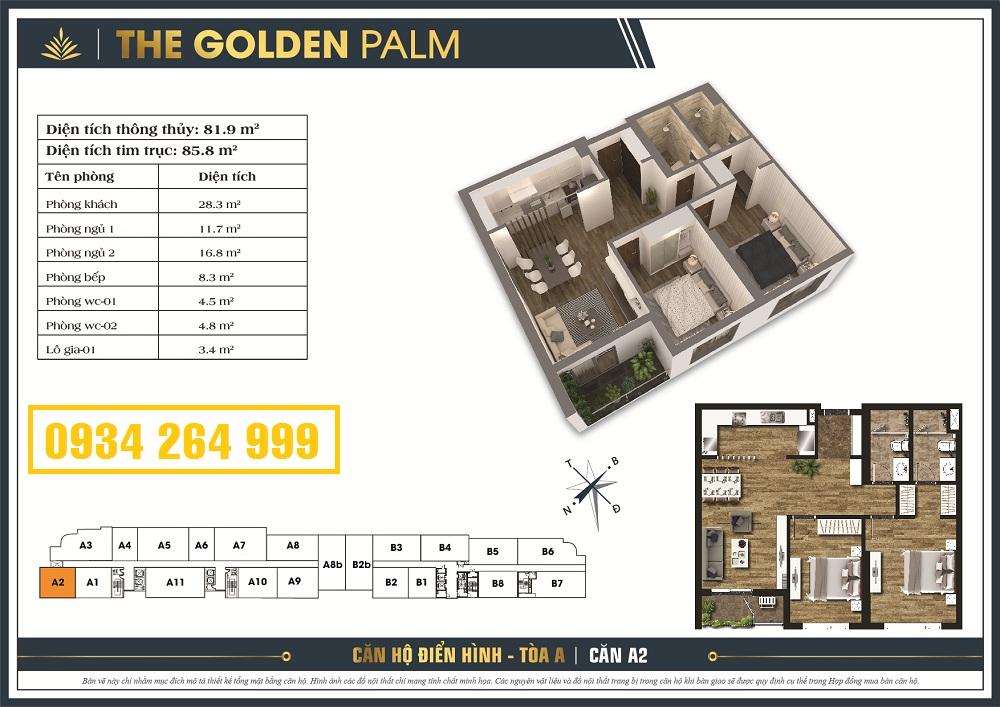 Thiết kế căn hộ A02