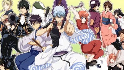 Gintama Porori-hen Episode 8