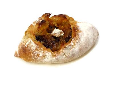 チョコとオレンジのライ麦パン | Boulangerie NOBU(ブーランジェリーノブ)