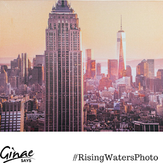 Product Review: New York City Skyline Sunset by Rising Waters Photography