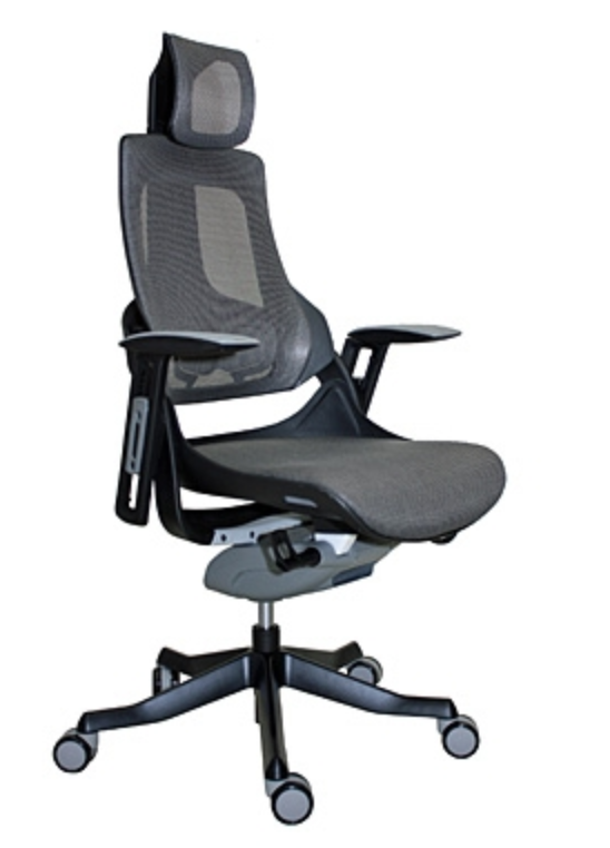 Wau High Back Office Chair by Eurotech