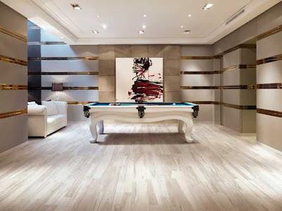 70 Model Menarik Lantai Kayu Rumah Modern - Rumahku Unik