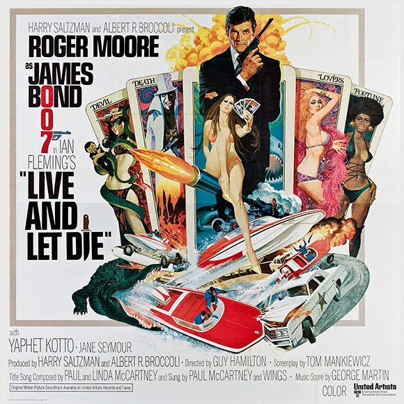 «Live and Let Die» : Paul McCartney au service de James Bond