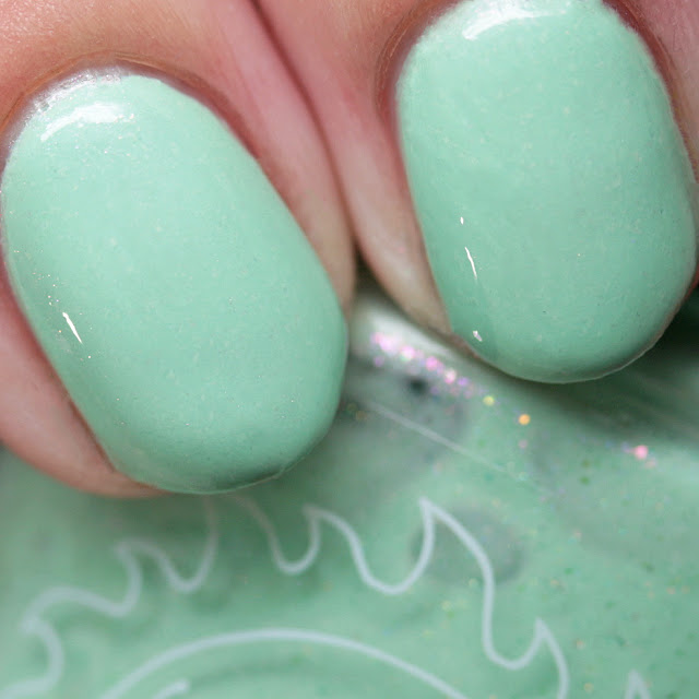Great Lakes Lacquer Mint Or Potato