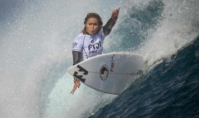 2014 Fiji Womens Pro Alessa Quizon