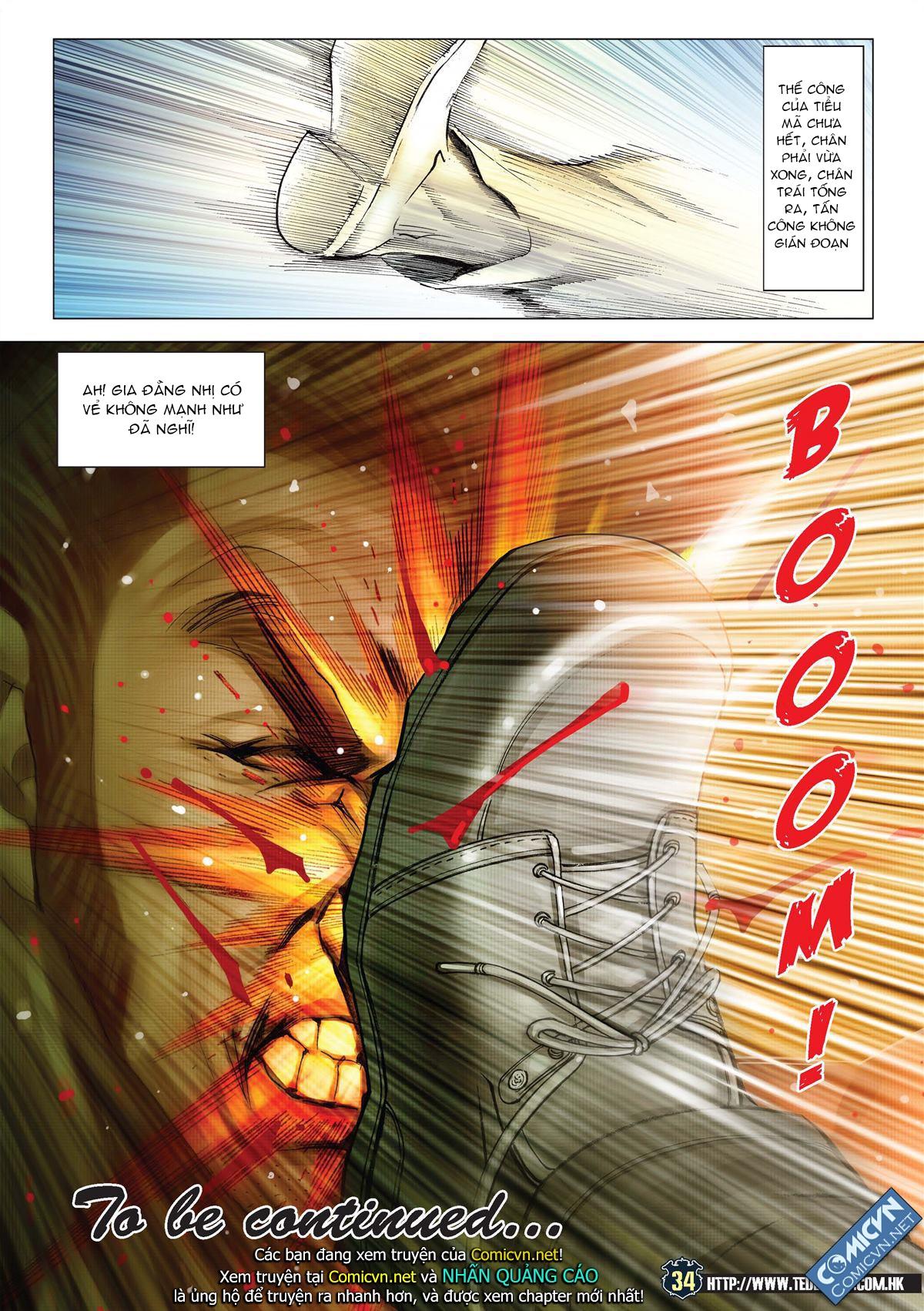 Người Trong Giang Hồ chapter 2148: tiểu mã vs gia đằng nhị trang 29