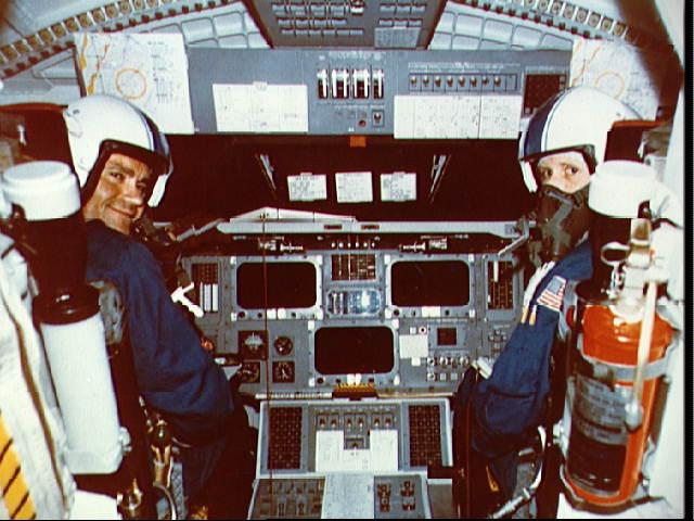 space shuttle enterprise cockpit - photo #5