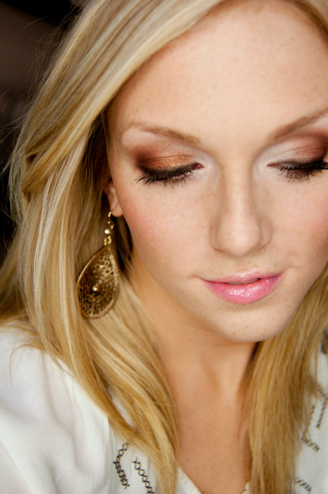 Summer Makeup: Makeup By Alli: Long Lasting, Bronzed Summer Makeup