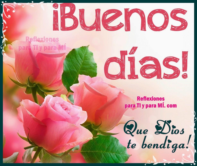 Imagenes Gratis De Buenos Dias Con Frases Bonitas