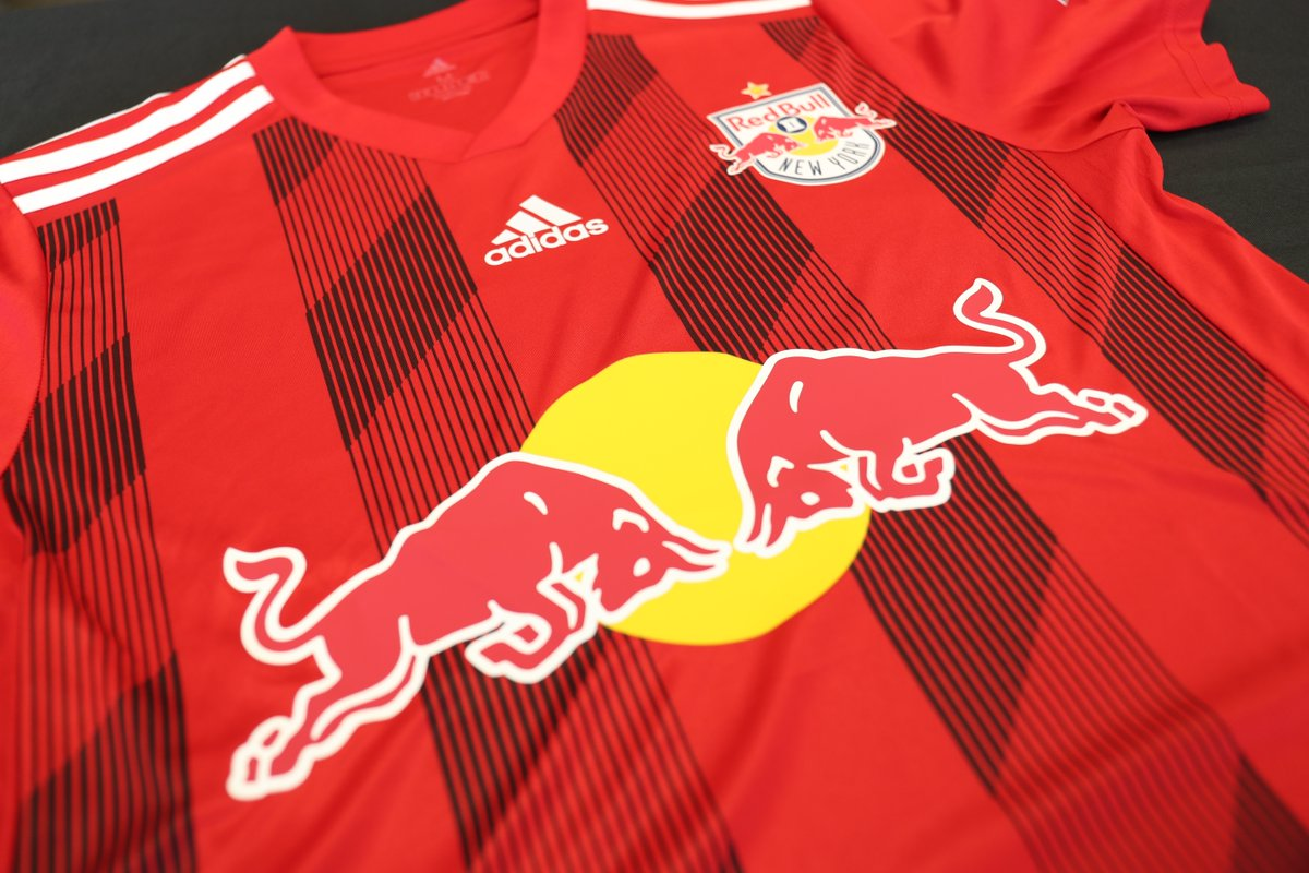 Adidas New York Red Bulls Ii 2019 Home Kit Released Footy