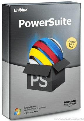 Uniblue PowerSuite Pro 2016 Serial Key Latest version