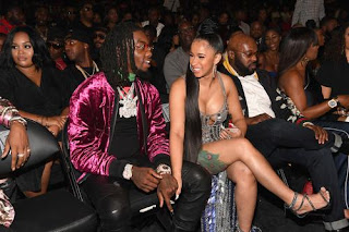 Offset Gets Cardi B's Name Tattooed On His Neck
