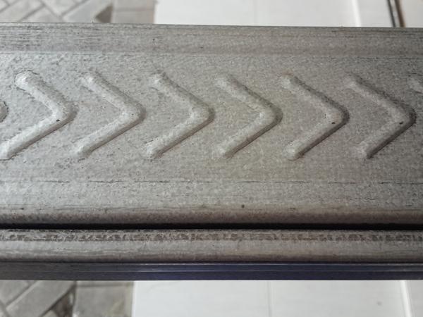 baja ringan kepuh kencana arum brosur galvalum merk truss