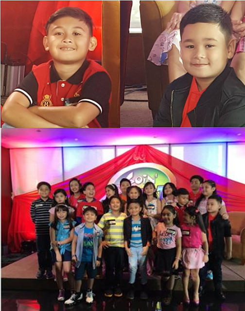 Meet New Casts Of Goin' Bulilit! Sons of Old Child Stars, Vandolph And Camille Prats Joins The Show!