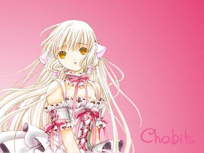 Chobits -Cô Gái Tiên Nữ