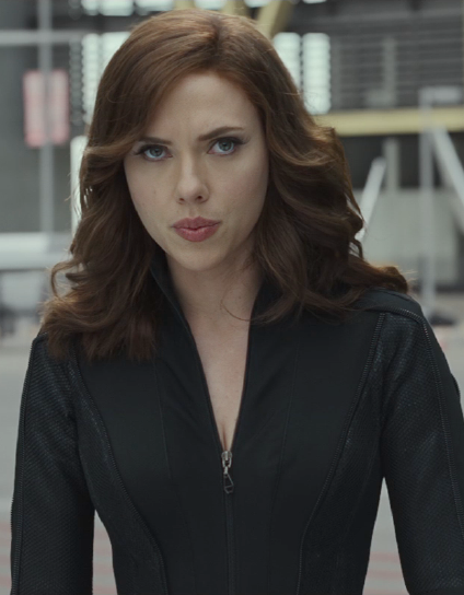 Natasha Romanoff Nackt