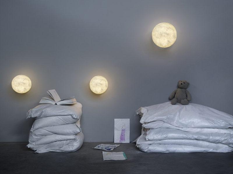 lampada da parete Luna In-es.artdesign