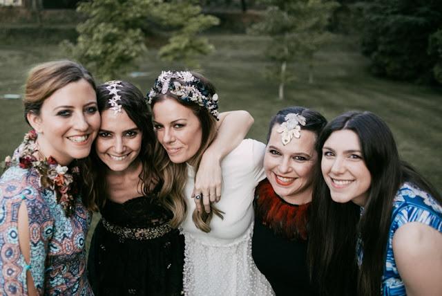 amigas novia suma cruz
