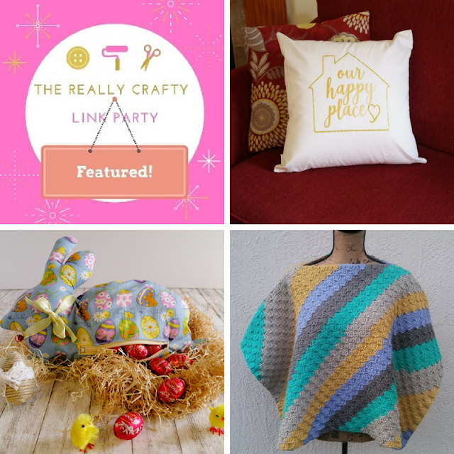 The Really Crafty Link Party #112 featured posts
