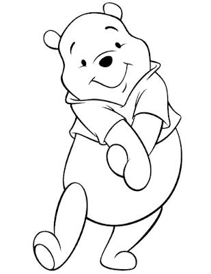 gambar winnie the pooh - 4