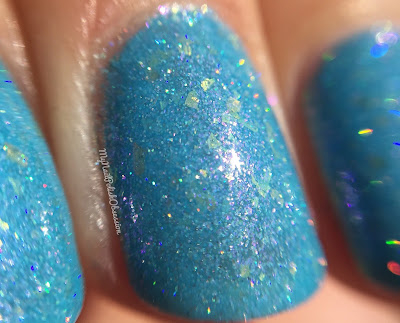 Dreamland Lacquer 2016 Spring Trio: Peter Cotton Candy Tail
