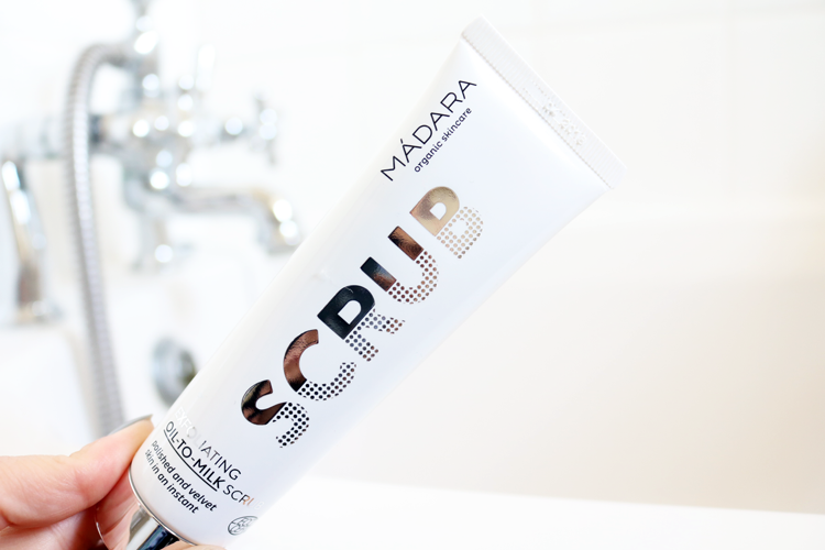 Madara Exfoliating Scrub review