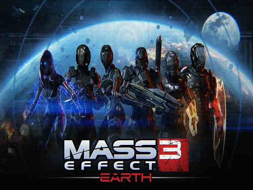 Mass Effect 3 Game Free Download