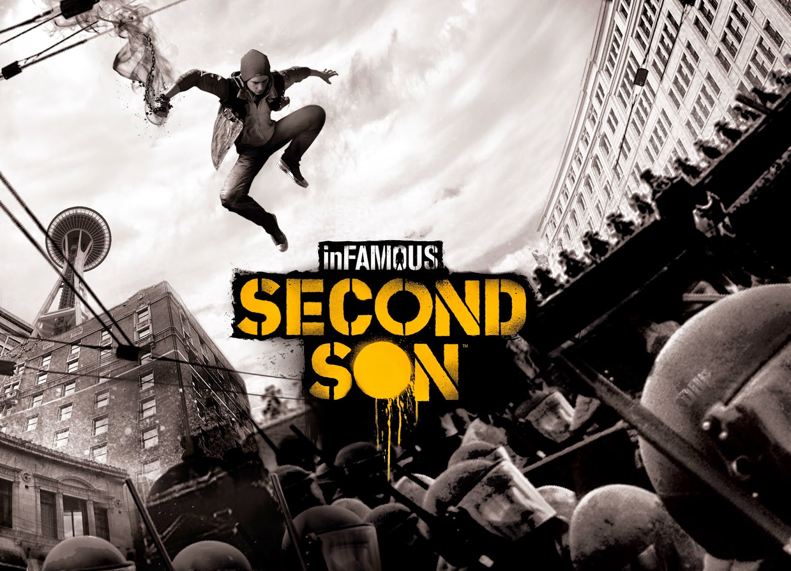 RATH'S REVIEWS: inFAMOUS Second Son