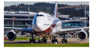 Qatar's emir gifts turkeys president a private jet worth $500m