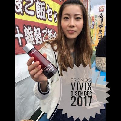 Promosi Vivix Disember 2017 Kembali Lagi