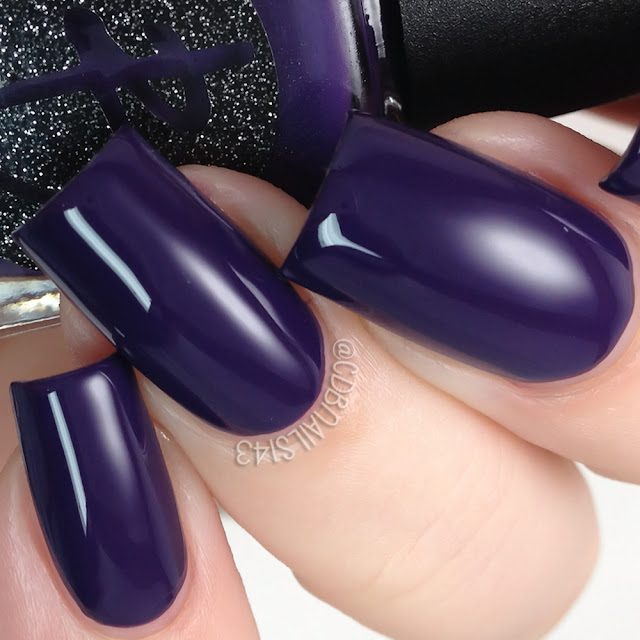 Bliss Polish-Eggplant